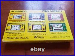 Nintendo Game & Watch TL-28 Turtle Bridge