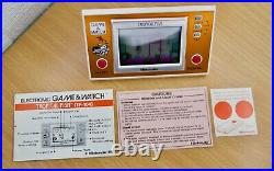 Nintendo Game & Watch Tropical Fish Boxed Rare Retro and Vintage 1980's TF-104