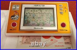 Nintendo Game & Watch Tropical Fish G&w Tf-104