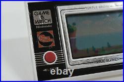Nintendo Game & Watch Turtle Bridge Model TL-28
