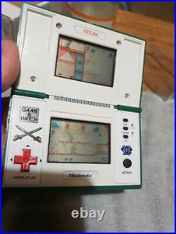 Nintendo Game & Watch Zelda