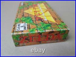 Nintendo Game & Watch Zelda Boxed Rare Retro and Vintage 1980's ZL-65