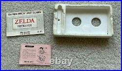Nintendo Game & Watch Zelda Multi Screen Handheld ZL-65 w Original Box Complete