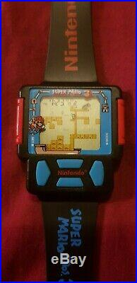 Nintendo Game Watches, Zelda And Super Mario 3 Two Great Retro Games