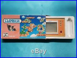 Nintendo Game and Watch Climber DR-106 Boxed