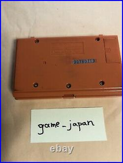 Nintendo Game and Watch DK52 Donkey Kong Handheld Electronic Game JAPAN USED JP