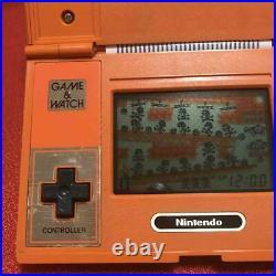 Nintendo Game and Watch DONKEY KONG Multi Screen Orange JPN LTD Rare Collection