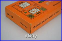 Nintendo Game and Watch Donkey Kong Boxed Multi Screen DK-52 LCD Handheld 3rd Ed