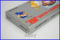 Nintendo Game and Watch Donkey Kong JR. Wide Screen DJ-101 Handheld LCD Game VGC