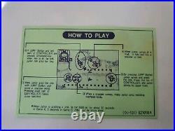 Nintendo Game and Watch Donkey Kong Jr DJ-101