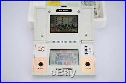 Nintendo Game and Watch Oil Panic Multi Screen 1st Edition Matching Serials VGC