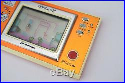 Nintendo Game and Watch Tropical Fish Wide Screen TF-104 1980's LCD Handheld