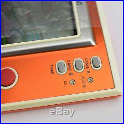 Nintendo Game and Watch Tropical Fish Wide Screen TF-104 Boxed LCD Handheld VGC