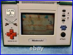 Nintendo Game and Watch Zelda 1989. Must see! Working