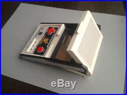 Nintendo Game&watch Panorama Donkey Kong Jr. Cj-93 Near Mint Condition See