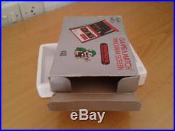 Nintendo Game&watch Panorama Mario´s Bombs Away Tb-94 Caja Completa Box&foam