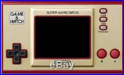 Nintendo Games & Watch Super Mario Bros Pre-sale Limited JAPAN NEW
