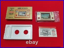 Nintendo Octopus game&watch japan version wide screen OC-22