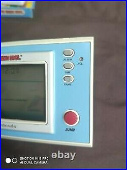 Nintendo Super Mario Bros 1980s Lcd Game And Watch YM-105, NM Condition, Boxed