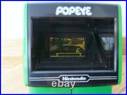 Nintendo Table Top GAME & WATCH POPEYE