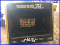 Nintendo Tabletop Donkey kong jr junior Game & Watch table top