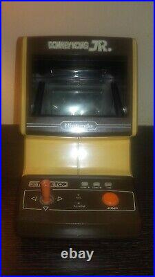 Nintendo Tabletop Game & Watch Donkey Kong Jr. 1983 Funcionando