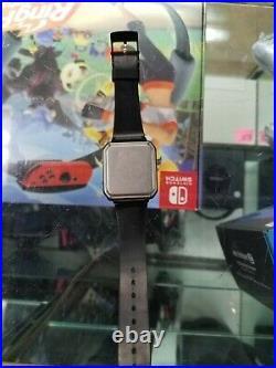 Nintendo Zelda Game Watch, Black Band, Working! Good shape