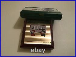 Nintendo Zelda Hand Held Game & Watch & Mario Bros Multi Screen Game Vintage