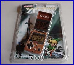 Nintendo Zelda Mini Classics Game & Watch Japan rare unopened