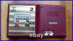 Nintendo game and watch Mario bros MW-56 future tronics futuretronics rare