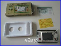 Nintendo game & watch Boxed POPEYE