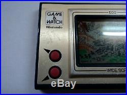 Nintendo game & watch EGG