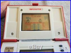 Nintendo game watch Safe Buster