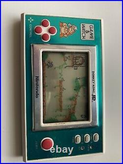 Nintendo game watch donkey kong jr