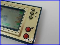 Original Game & Watch Egg Nintendo 1981 Egg-26 Game and Watch Authentic