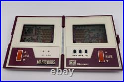 POKKA Promo Edition Nintendo Game & Watch Multi Screen Series Mario Bros MW-56