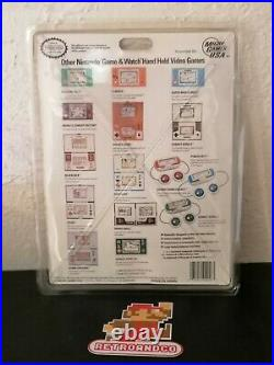 RARE Game and Watch Nintendo Mario Bros Multi Screen sealed Neuf sous blister