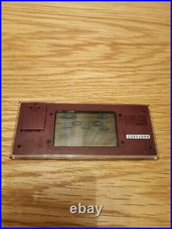 Rare Nintendo Crystal Screen game & Watch Climber Vintage DR-802 Excellent order