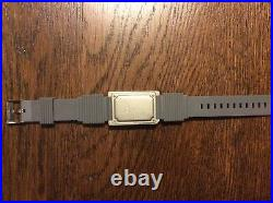 Rare Vintage Nintendo Watch Boy Game Boy Mani 1992 GBE-002 Used Free US Shipping