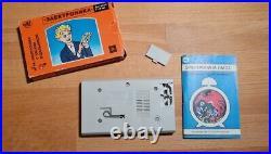 Russische Kopie Game & Watch (Nintendo), Octopus, Handheld LCD Game, RETRO, 80er