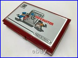 Safe Buster Nintendo Game and & Watch Multi Screen Boxed Mint condition