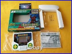 Simon's Quest Castlevania 2 LSI GAME & WATCH SEGA AKUMAJO DRACULA