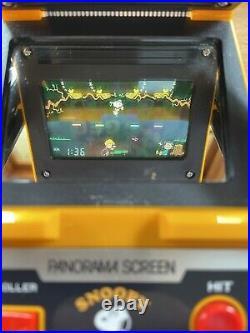 Snoopy Panorama Nintendo Game & Watch