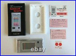 Spitball Sparky BU201 Nintendo Game & Watch G&W Mint NOS