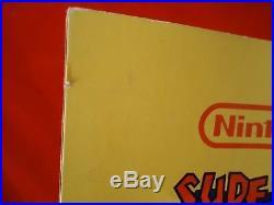 Super Mario Bros. 3 Nintendo NES Nelsonic Game Watch 1990 Black Version with Box