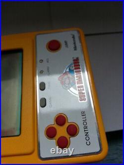 Super Mario Bros. Game Watch Nintendo F1 Race LTD VG