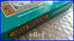 Tropical Fish Game & Watch G&w Tf-104 Brand New Sealed Nintendo Giochi Preziosi