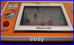 Vintage 1985 Nintendo Game & Watch, Tropical Fish, VGC
