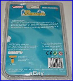 Vintage 1999 Nintendo Mini Classic The Smurfs LCD Handheld Game/watch Sealed/nos