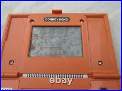 Vintage DONKEY KONG Nintendo Game & Watch Complete and Boxed Rare Near MINT